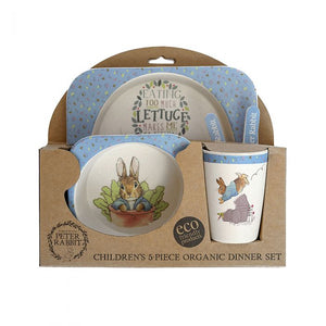 Beatrix Potter - Peter Rabbit Dinner Set