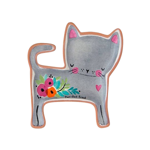 Natural Life - Trinket Dish - Cat Purr­fect Friend