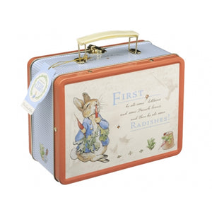 Peter Rabbit - Tin Lunch Box