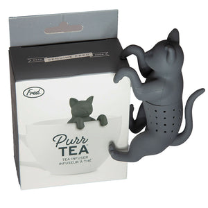 Tea Infuser - Purr Tea - Red Sparrow Tea Company