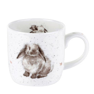 Royal Worcester - Wrendale - 'Rosie' Rabbit Mug