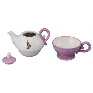 Disney - Rapunzel - Tea for One Set