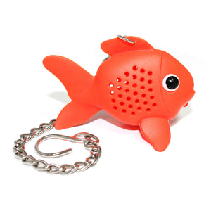Tea Infuser - Goldfish - Red Sparrow Tea Company
