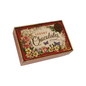 Luxury Chocolate Tin - Small