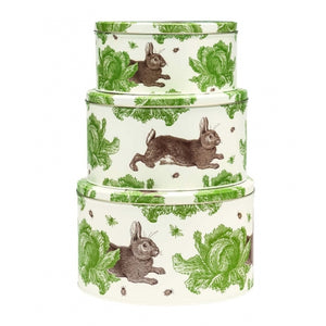 Thornback & Peel - Set Of 3 Cake Tins
