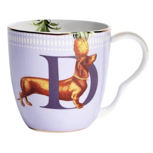 Yvonne Ellen - Alphabet Mug - D for Dog