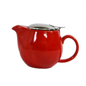 Brew Infusion Teapot - Chilli - Red Sparrow Tea Company