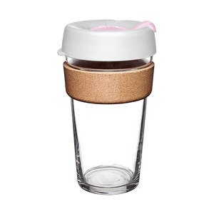 KeepCup - Brew Cork - Hazel - 16oz - Red Sparrow Tea Company
