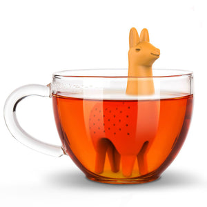 Tea Infuser - Llama Brew - Red Sparrow Tea Company