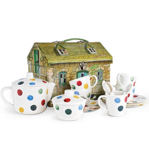 Emma Bridgewater - Belle & Boo - Polka Dot House Tea Set