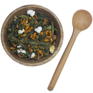 Genmaicha - Red Sparrow Tea Company