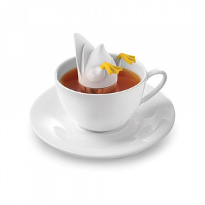 Tea Infuser - Duck Duck Drink - Red Sparrow Tea Company