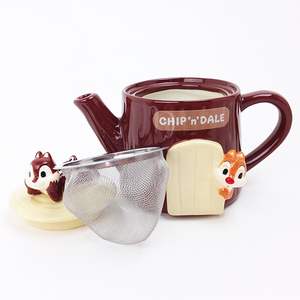 Chip 'n' Dale - Teapot - Red Sparrow Tea Company