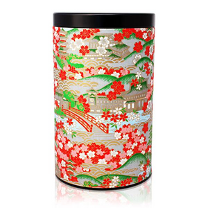 Japanese Tea Canister - Serene - Red Sparrow Tea Company