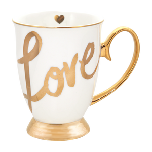 Cristina Re - Mug - Love - Red Sparrow Tea Company