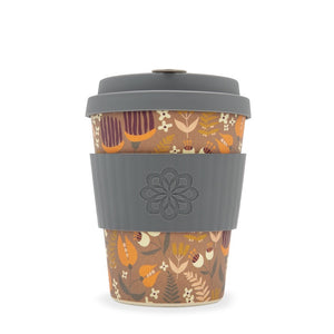 Eco Cup 12oz Darwin - Red Sparrow Tea Company
