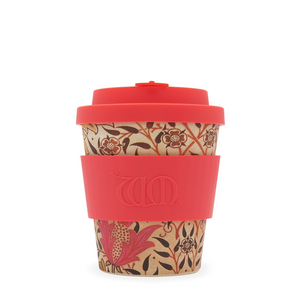 Eco Cup 08oz Earthly Paradise - Red Sparrow Tea Company