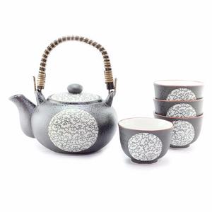 Japanese - Blue Clouds Tea Set - Red Sparrow Tea Company