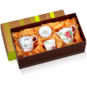 Formosa - Spring Scenery Traditional Tea Set