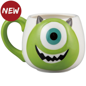 Monsters Inc. Mike - Face Mug - Red Sparrow Tea Company
