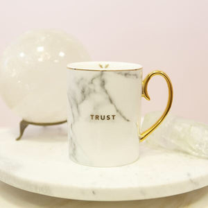 Cristina Re - Mug - Trust - Red Sparrow Tea Company