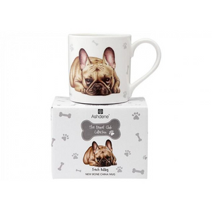Ashdene - Kennel Club - French Bulldog Mug