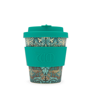 Eco Cup 08oz Kelmscott - Red Sparrow Tea Company