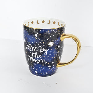 Mug - Love By The Moon - Red Sparrow Tea Company