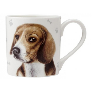 Ashdene - Kennel Club - Beagle Mug - Red Sparrow Tea Company