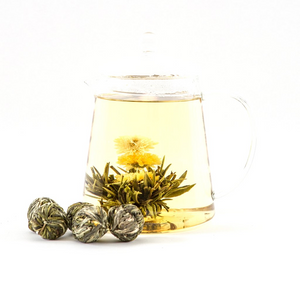 Flowering Tea - Gift Pack - Red Sparrow Tea Company