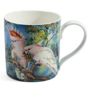 Ashdene - Australian Bird & Flora - Major Mitchell Mug