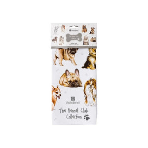 Ashdene - Kennel Club - Kitchen Towel - Red Sparrow Tea Company