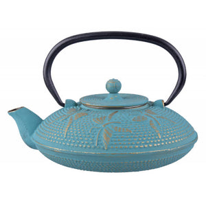 Cast Iron Teapot - Butterfly - 800ml - Red Sparrow Tea Company
