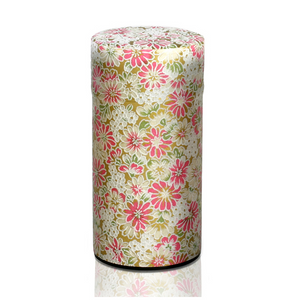 Japanese Tea Canister - Hitomi - Red Sparrow Tea Company