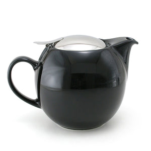 Zero Japan - Black - Universal Teapot - 680ml