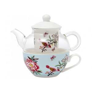 Ashdene - Tea For One - Jardin Peony - Red Sparrow Tea Company