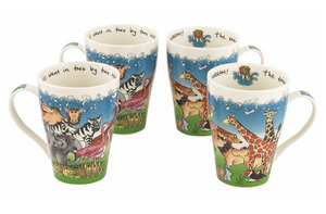 Noah's Ark - Mug - Red Sparrow Tea Company