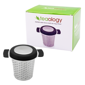 teaology tea basket infuser