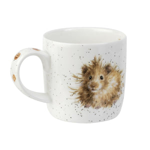 Royal Worcester - Wrendale - 'Diet Starts Tomorrow' Hamster Mug