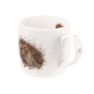 Royal Worcester - Wrendale - 'Prickled Tink' Hedgehog Mug