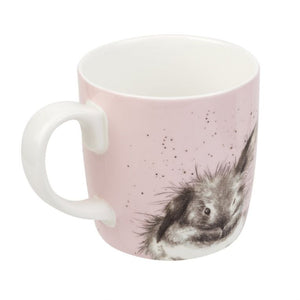 Royal Worcester - Wrendale - 'Bathtime' Rabbit Mug