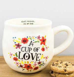 Natural Life - Cup Of Love Mug