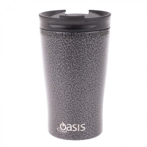 Oasis - Travel Cup - Hammertone Grey