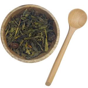 Sencha Berries - Red Sparrow Tea Company