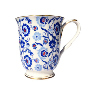KH - Chintz Mug - Sunshine Blue Sprays