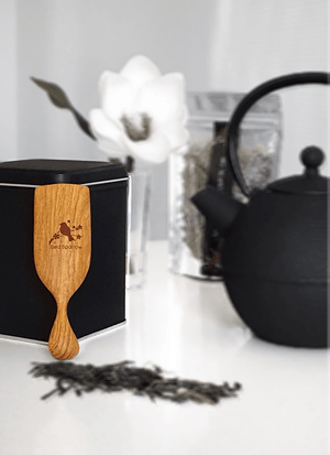 Red Sparrow Wooden Tea Scoop - Red Sparrow Tea Company