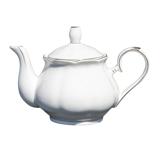 KH - White Dove - Teapot