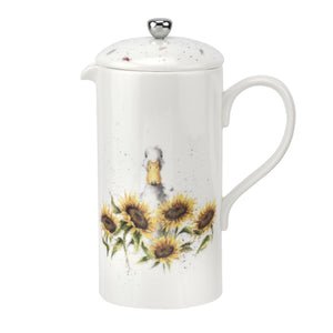Royal Worcester - Wrendale - Duck Cafetière