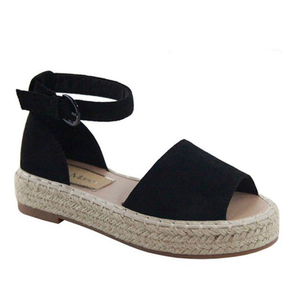 Youth Espadrille Sandal