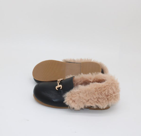 PRE-ORDER New Fur Loafers Shoes